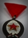 Order of the Red Banner of Labour, 3rd class